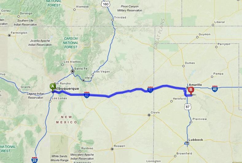 Spring Break Road Trip In Search Of The Comanche Live Clay