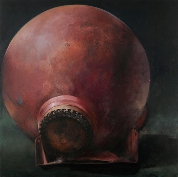 Pomegranate, courtesy Box Gallery
