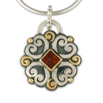 Amora Pendan,timage via celticjewelry.com