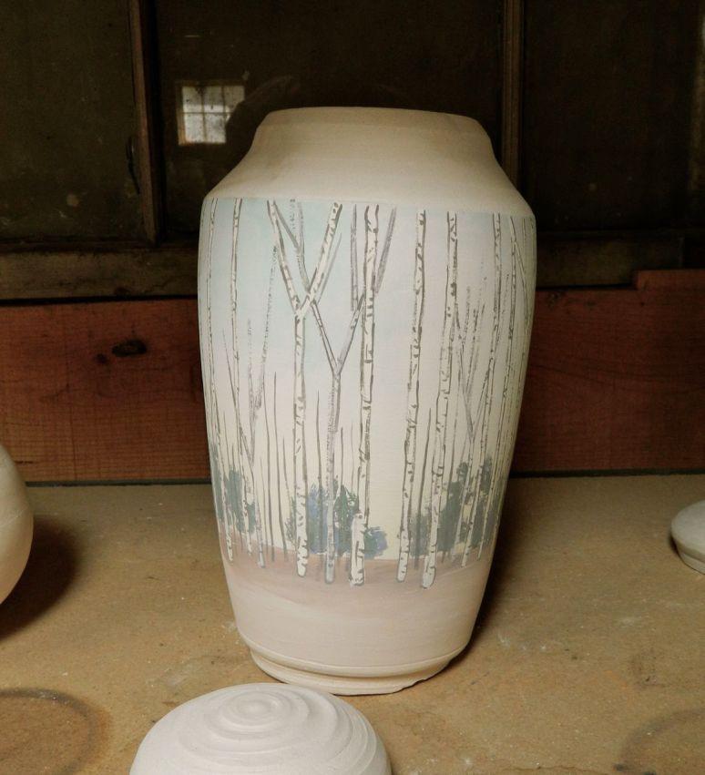 aspen urn