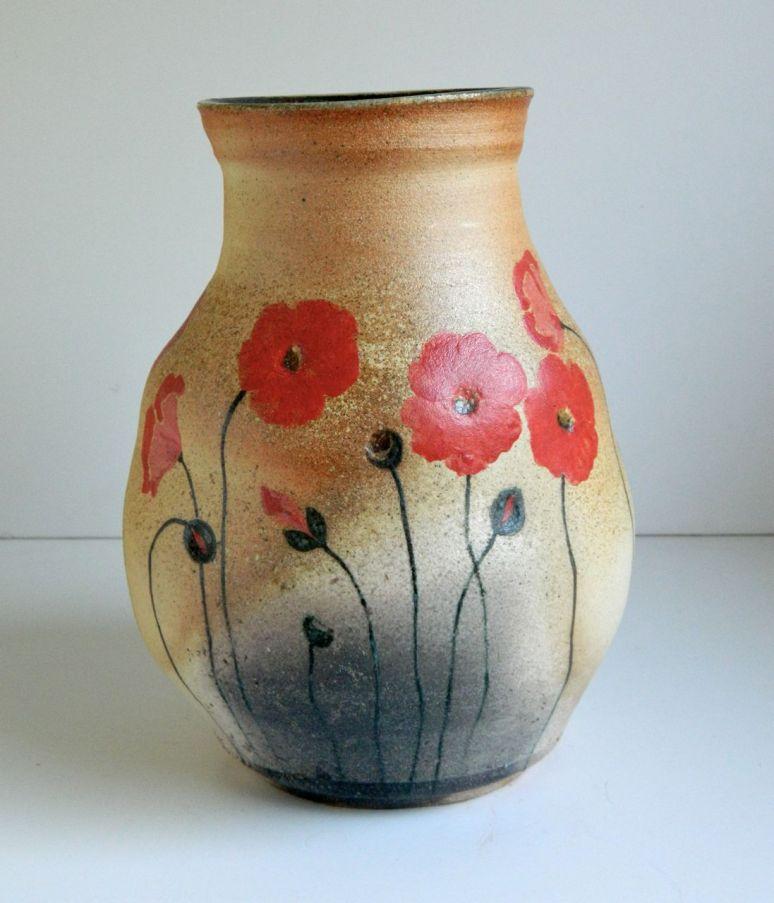 poppy jar
