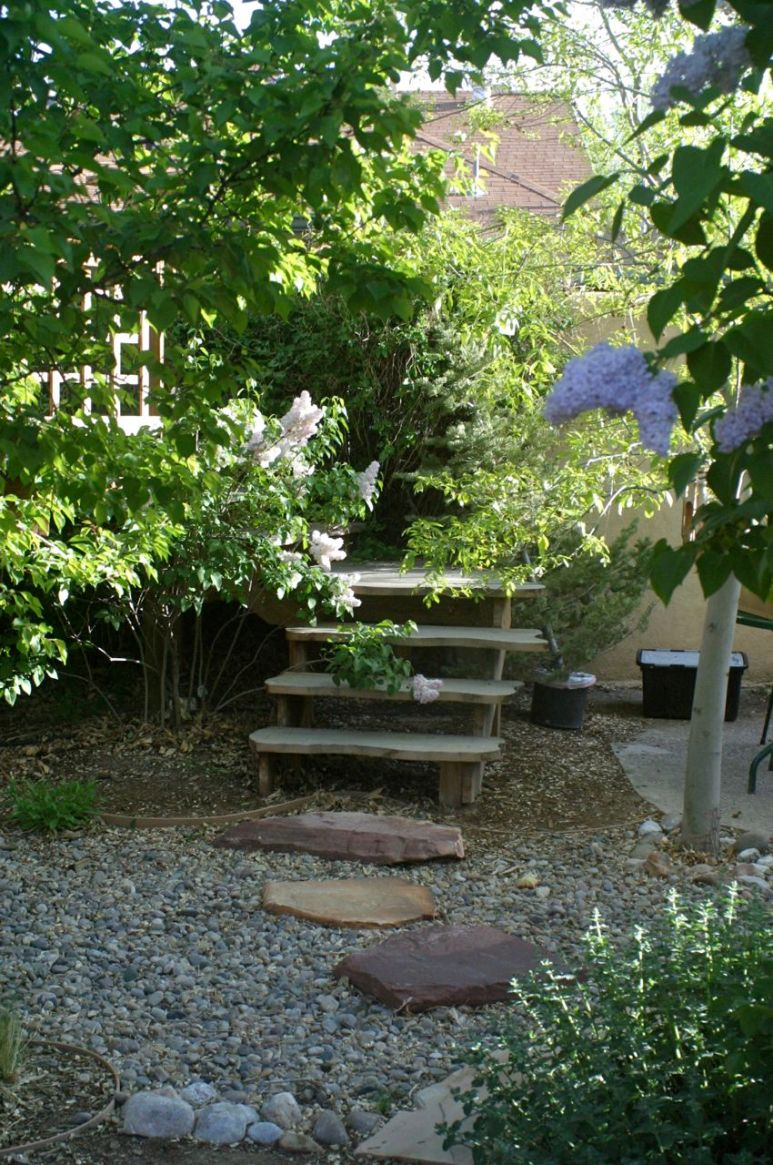 treehouse steps