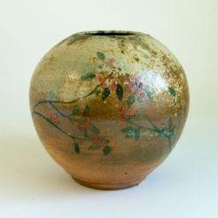 "Blossom Vase, 6"" x 6"" $200"