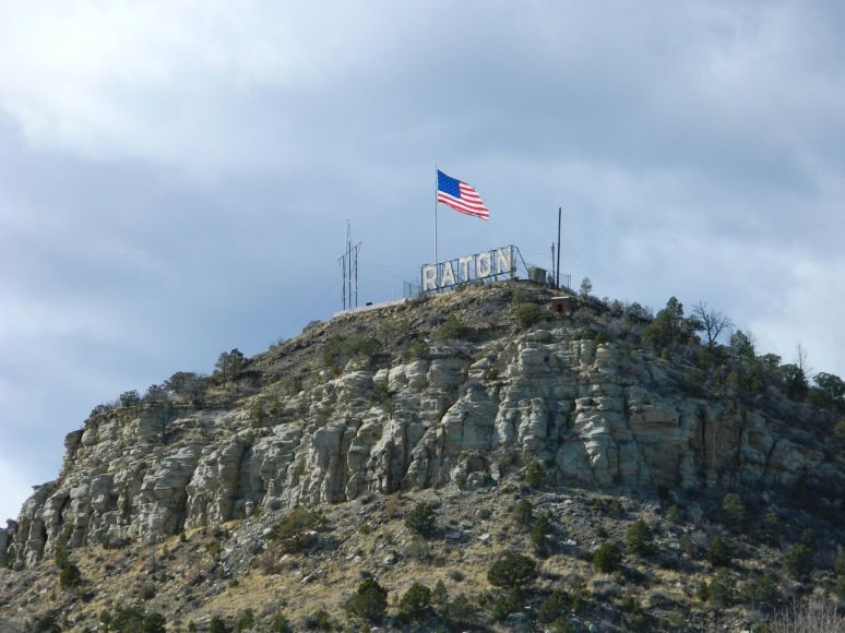 raton peak