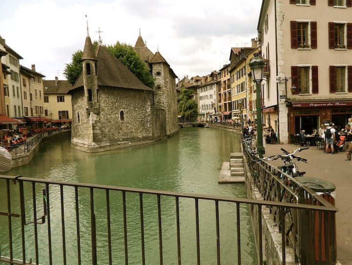 June 7, Annecy, France.