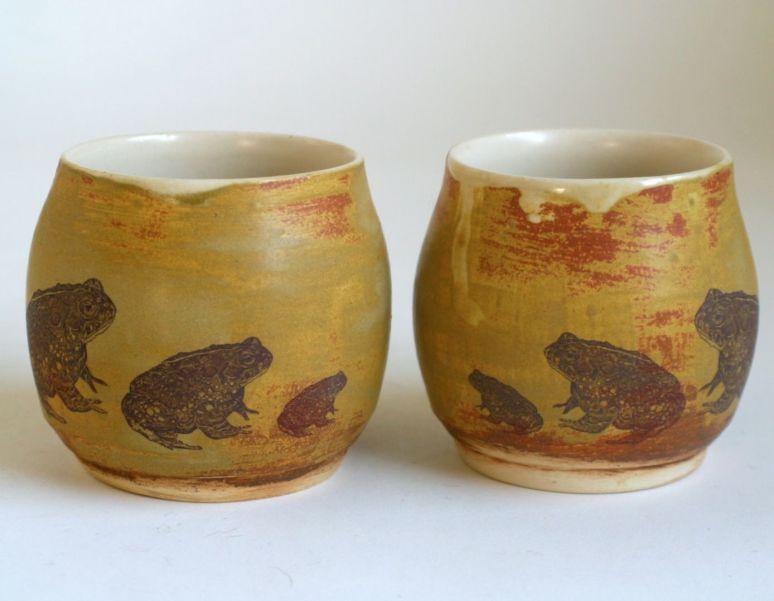 Toads Galore Cups, 3