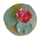 pink lotus urn